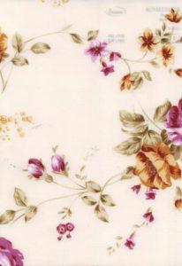 Коллекция материалов с цветочным рисунком для рулонных штор