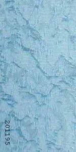 Вертикальные тканевые жалюзи Miracle 201195 голубой
