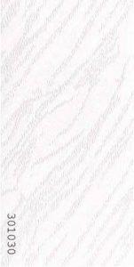 Вертикальные пластиковые жалюзи Beethoven White 301030 белый