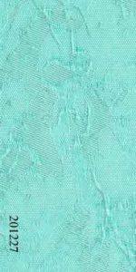 Вертикальные тканевые жалюзи Miracle 201227 морская волна