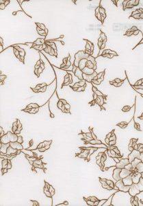 Рулонные шторы Китайская роза